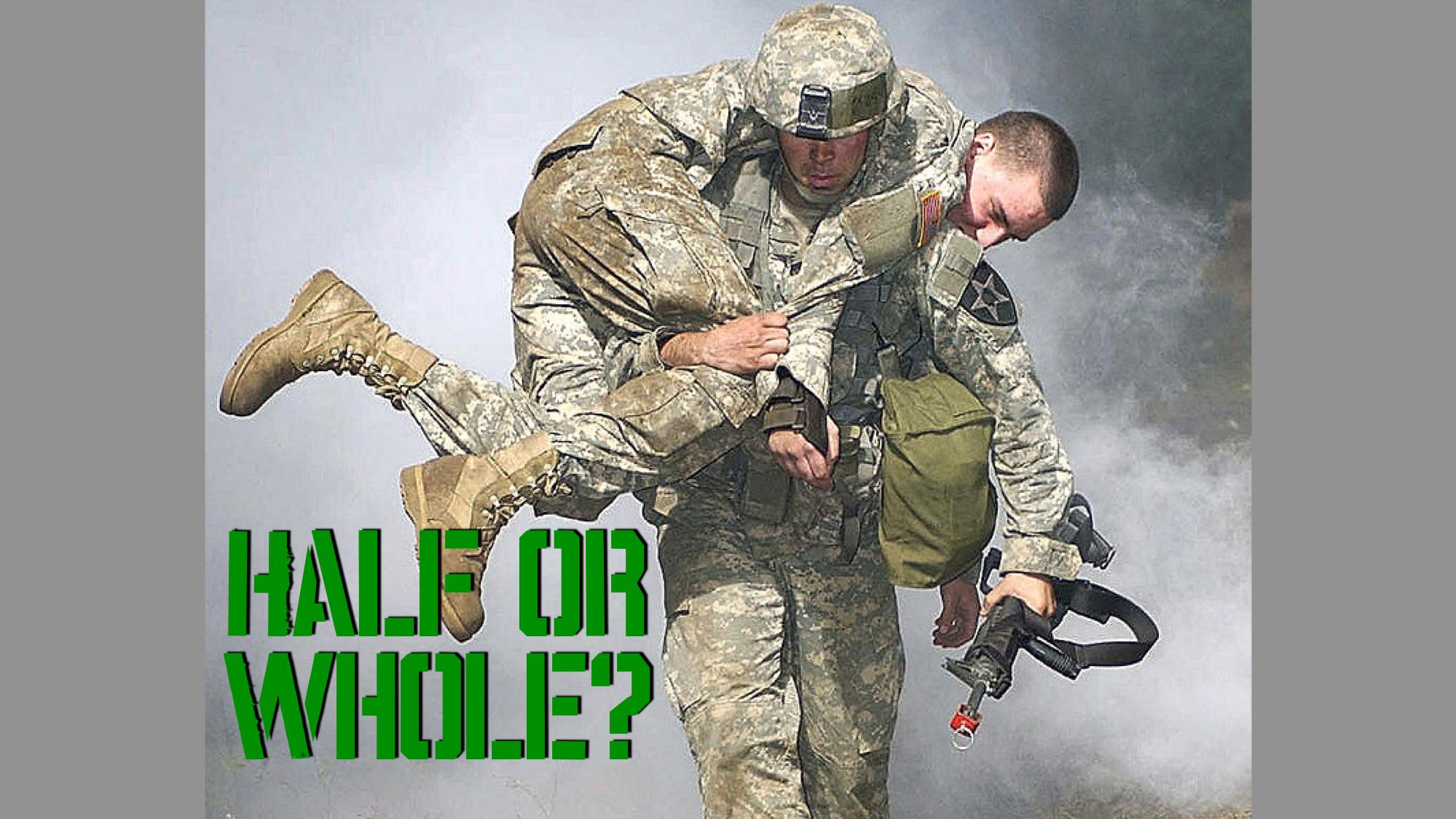 Half or Whole?