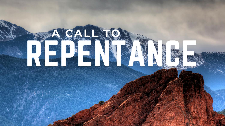 Repentance Midweek 1