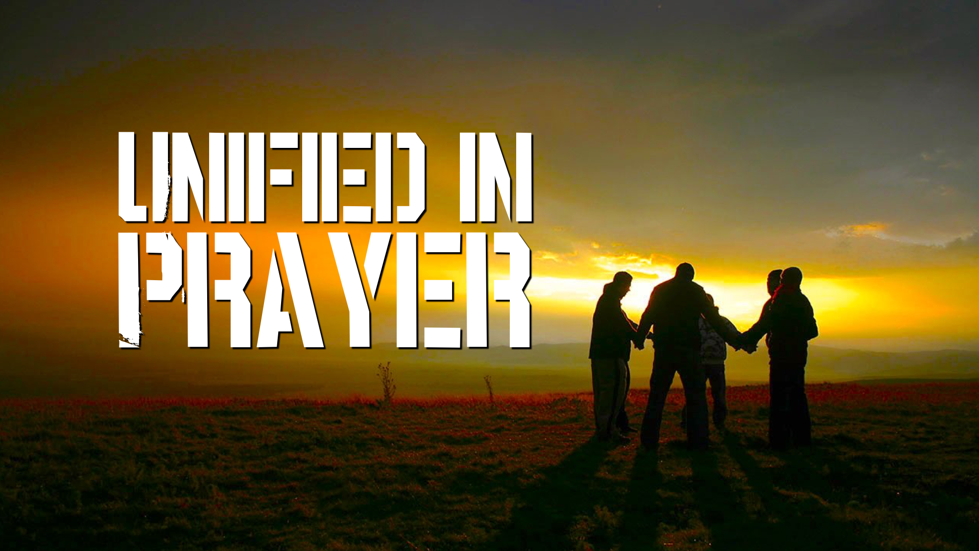 Unified in Prayer